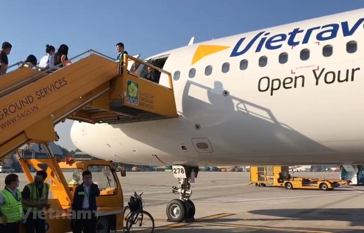 Vietravel Airlines officially launch its first charter flights