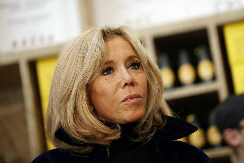 Brigitte Macron (Photo: The Chronicle Herald)