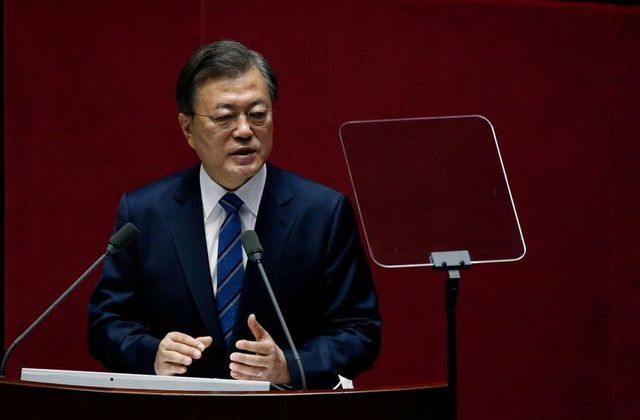 President Moon Jae-in (Photo: US News and World Reports)