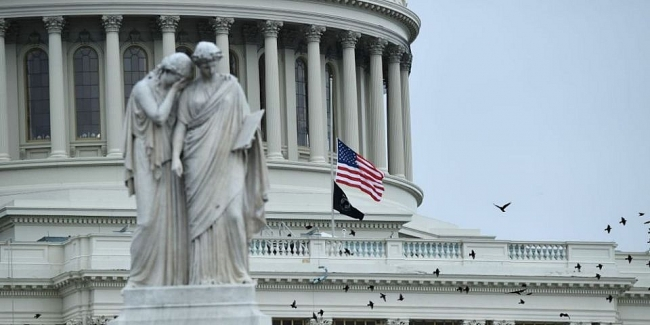 World breaking news today (January 11): Trump orders flags to half-staff to honor fallen Capitol Police officers