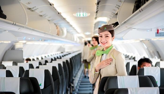 Bamboo Airways' flight attendants (Photo: Bamboo Airways)