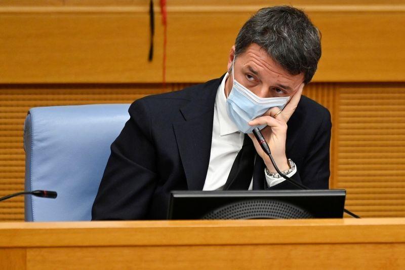 Italy's former premier Matteo Renzi (Photo: US News and World Reports)