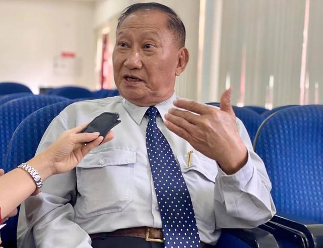 Mr. Nguyen Van Tan (Photo: Thanh Nien)