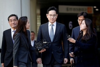 world breaking news today january 18 samsungs lee faces sentencing for bribery charge