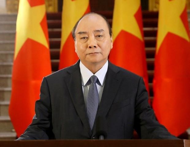 PM Nguyen Xuan Phuc (Photo: VNA)