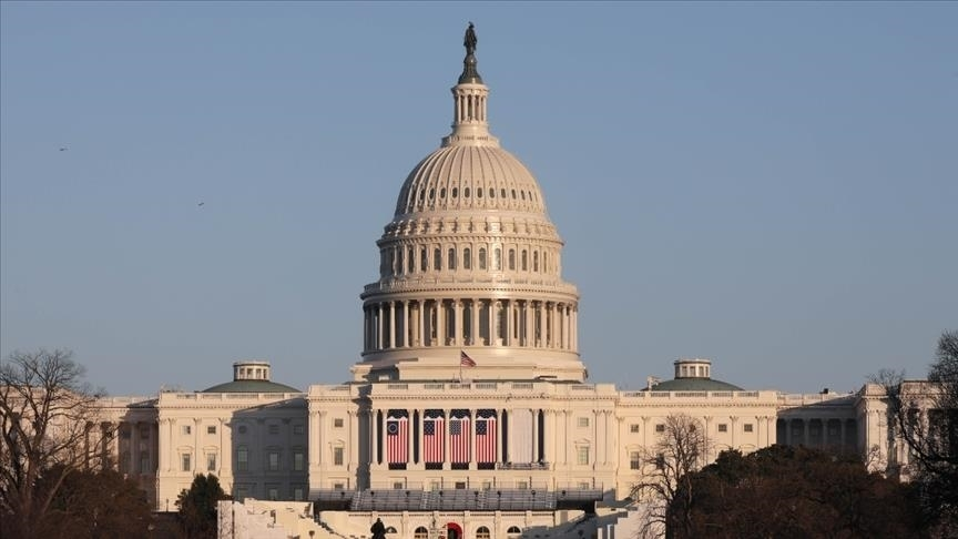 The us capitol building in washington, d.c. on monday went brief lockdown due to a fire set by homeless person