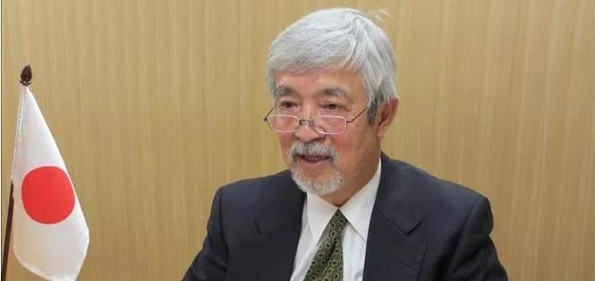 Director of Japan's Vietnam Economic Research Institute (VERI) Hiroyuki Moribe