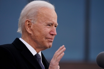 world breaking news today january 20 joe biden tears up in emotional farewell to delaware ahead of inauguration