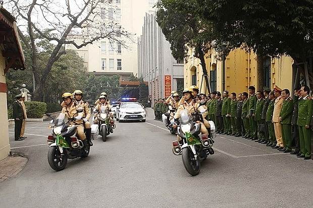 Vietnam News Today (January 21): Hanoi's police begin task of ensuring security for National Party Congress