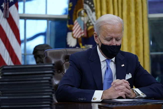 World breaking news today (January 22): Trump officials at labor board ousted by Biden after resisting removal
