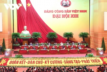 vietnam news today january 26 13th national party congress officially opens