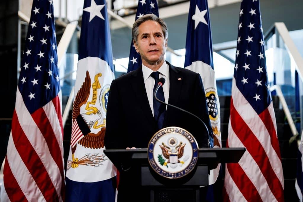 U.S. Secretary of State Antony Blinken (Photo: IJR)