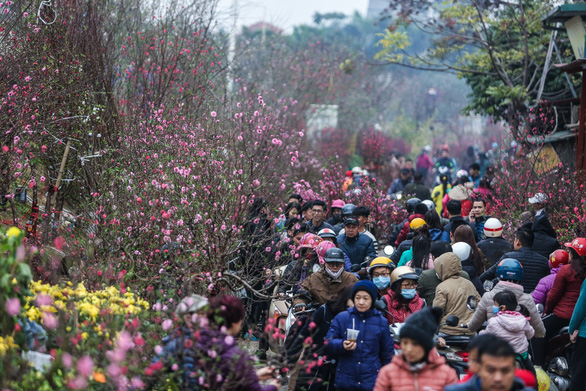 Northern Vietnam is forecasted to experience an unusually warmer Tet this year (Photo: aFamily)