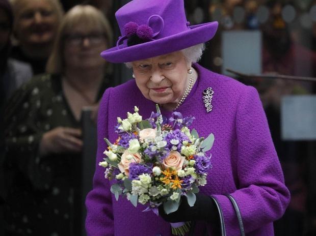Britain's Queen Elizabeth II is expected to host US President Joe Biden at Buckingham Palace