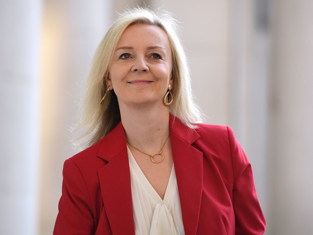British trade minister Liz Truss is set to speak to officials in Japan and New Zealand on Monday to formally make the request (Photo: Reuters)