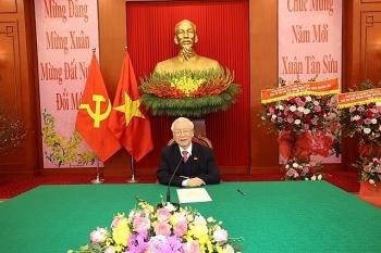 vietnam news today february 4 vietnamese lao party chiefs hold phone talks
