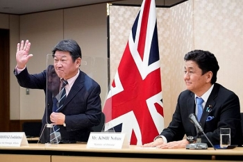 world breaking news today february 4 uk japan express serious concern over east south china seas situation