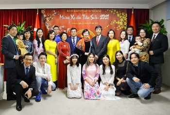2020 marks great efforts of vietnamese community in turkey