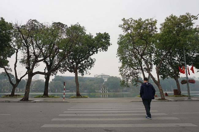Hanoi proposes to temporary close pedestrian zone over COVID-19 fears