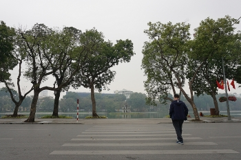hanoi proposes to temporary close pedestrian zone over covid 19 fears