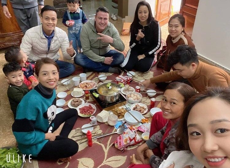Expat expresses faith and positivity in Vietnam's COVID-19 situation