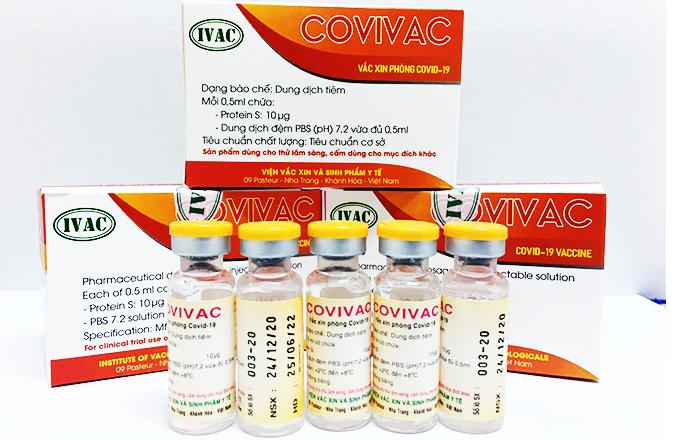Vietnam's COVID-19 vaccine proves effective on new variants
