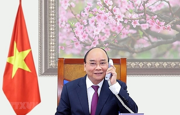 Vietnam News Today (February 15):  PM Nguyen Xuan Phuc holds phone talks with Lao, Cambodian leaders