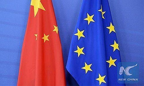 World breaking news today (Feb 16):  China overtakes U.S. as EU