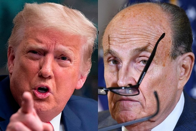 World breaking news today (Feb 17): Trump, Giuliani accused in lawsuit of conspiring to incite US Capitol riot