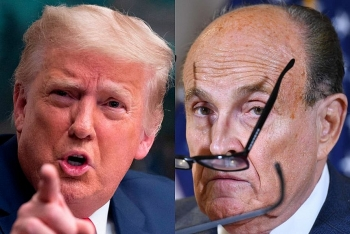 world breaking news today feb 17 trump giuliani accused in lawsuit of conspiring to incite us capitol riot