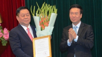 vietnam news today feb 20 partys communication and education commission has new chairman