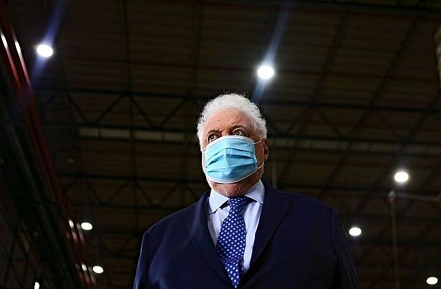 World breaking news today (Feb 20): Argentina health minister resigns after reports of VIP vaccine access
