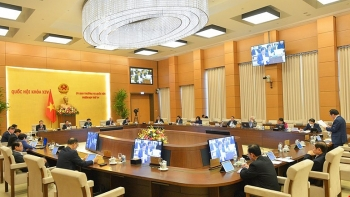 vietnam news today feb 22 na standing committee examines preparations for general election