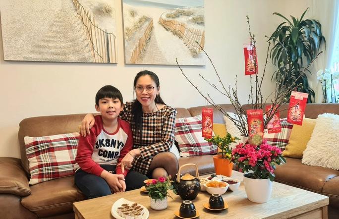 Vietnamese German's slap-up Lunar New Year meal