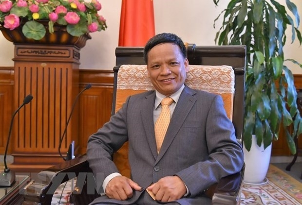 Vietnamese ambassador runs for re-election to Inter national Law Commission