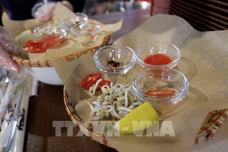 Vietnamese cuisine quintessence in the homeland of Kalashnikov rifle