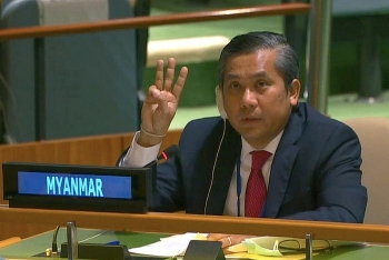 world breaking news today feb 28 myanmars un ambassador vows to fight after junta fired him
