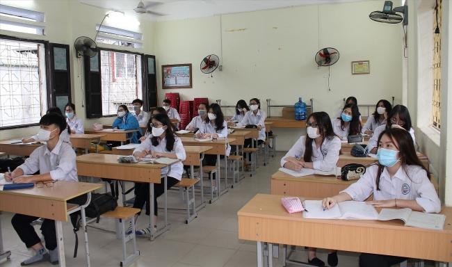 Hanoi students to return schools next Tuesday