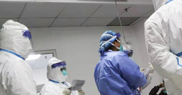double lung transplant performed on covid 19 infected patient in china