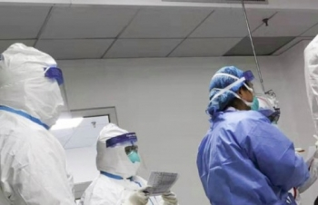 Double lung transplant performed on COVID-19-infected patient in China