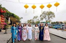 vietnam sets to launch ao dai week