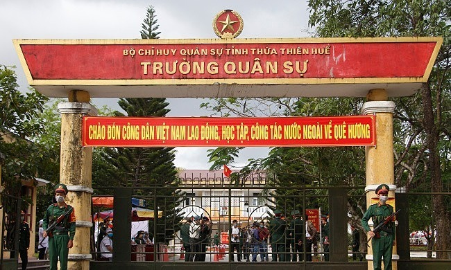 four chinese covid 19 escapers illegally entered vietnam