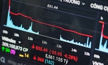 vn index sinks into the red again