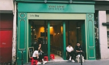 sipping vietnamese coffee at the heart of paris