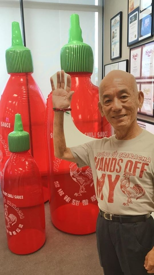 a vietnamese american millionaire made his dream become true with chili sauce