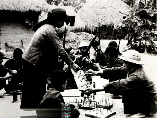 the establishment combat and development of vietnam militia and self defence force