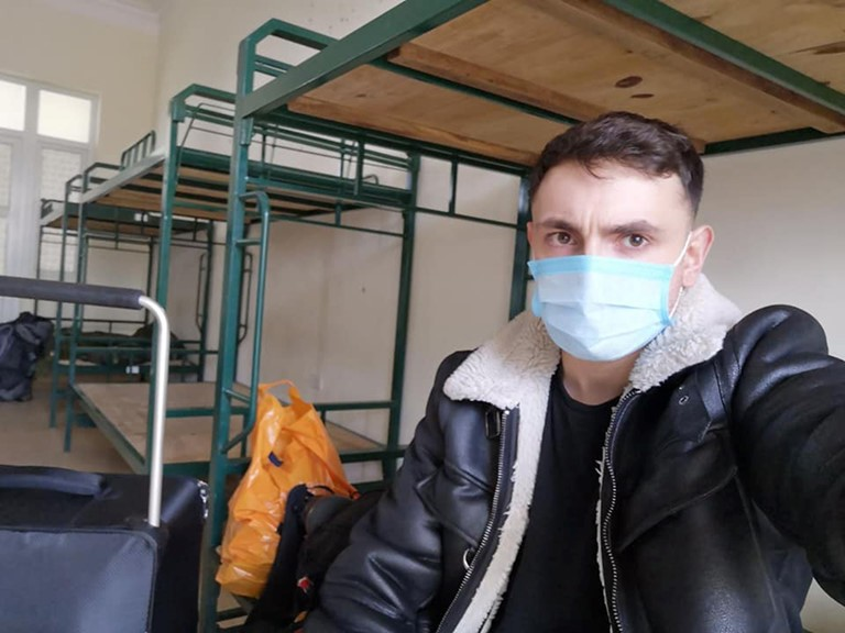 uk has a lot to learn claims british man quarantined in viet nam