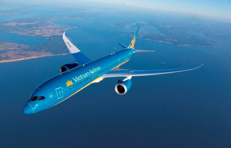vietnam airlines to temporarily halt all international flight routes
