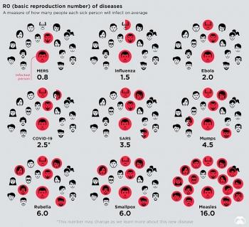 A visual insight into world pandemics