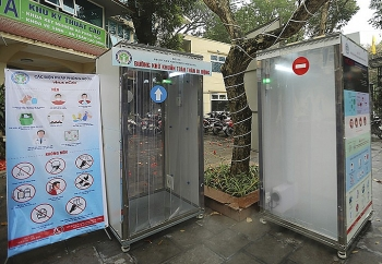 More covid-mobile disinfection chambers launched in Vietnam